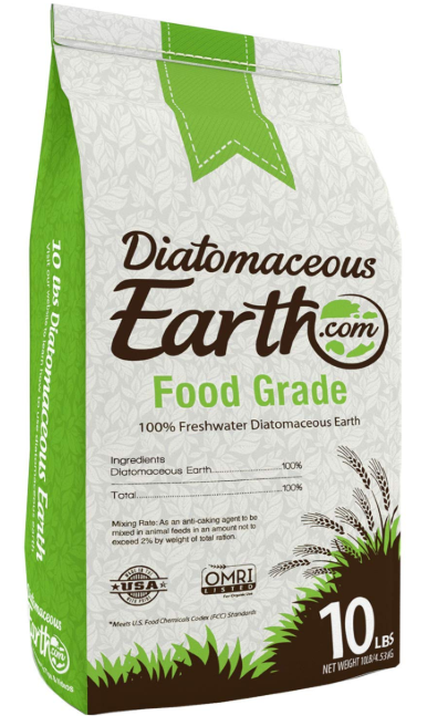 Best Food Grade Diatomaceous Earth For Dust Mites