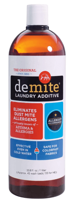 Best Detergent for Dust Mites 2020